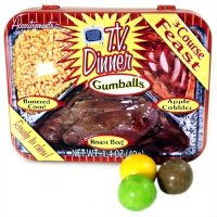Accoutrements TV Dinner Gumballs