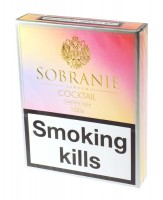 Sobranie Cocktail 100'S