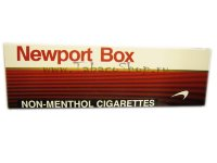 Newport Non-Menthol Red Kings (USA)