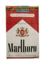 Marlboro Red (USA) Soft
