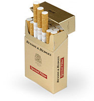 Benson&Hedges Special Filter (Англия)