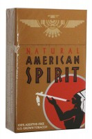 American Spirit Mellow Taste U.S. Tobacco Tan (USA)
