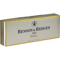 Benson & Hedges 100's DeLuxe (USA D-F)