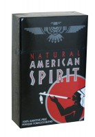 American Spirit Rich Robust Taste Perique Tobacco Black (USA)