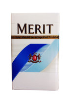 Merit Blue Pack (USA)